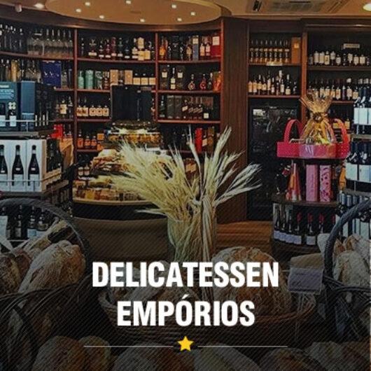 Delicatessens-Emporios