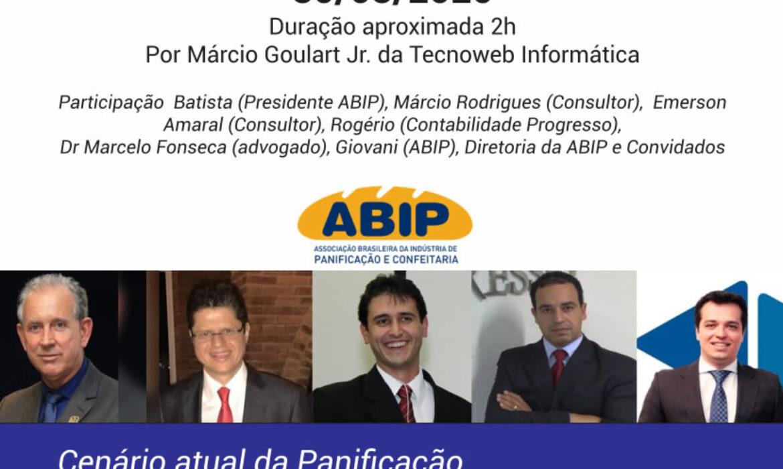 Reunião da Abip On-line por Márcio Goulart Jr.