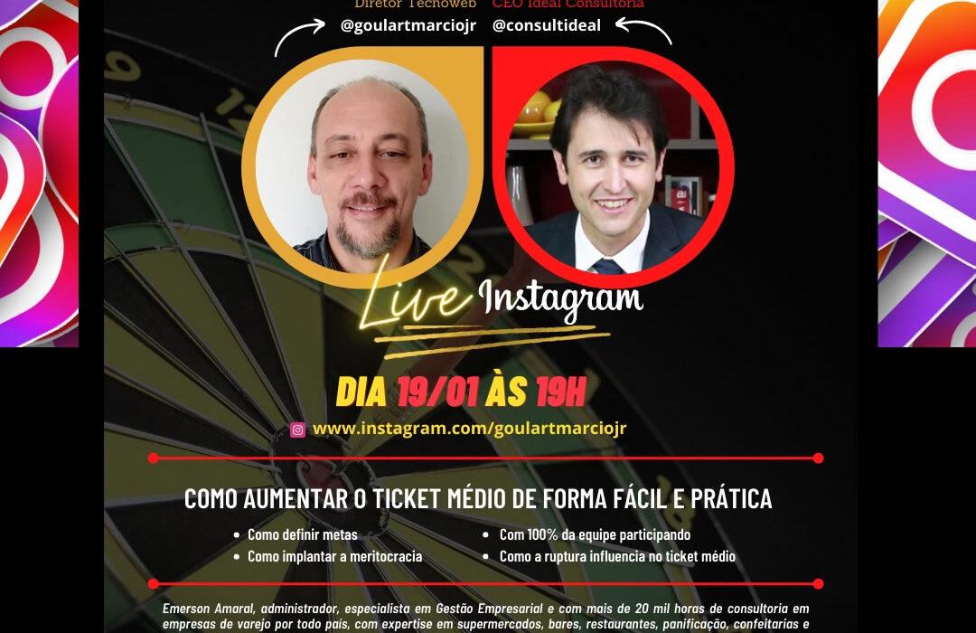 Resumo da Live – Márcio Goulart / Emerson Amaral