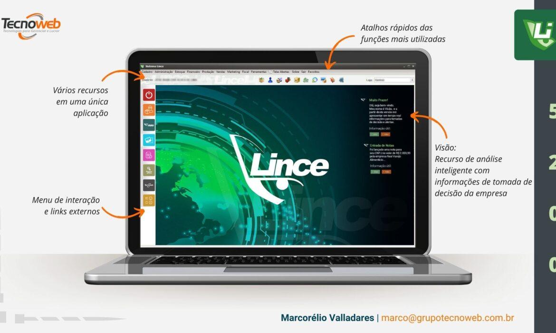 Live de Lançamento da Versão 5.2.0.0 do Lince